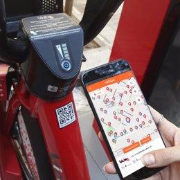 El Bicing de Barcelona s'integra en l'aplicació mòbil municipal Smou