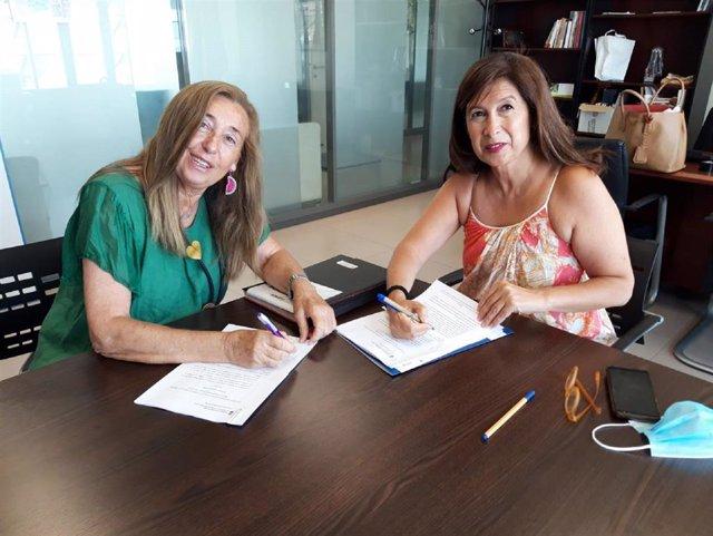 El Ayuntamiento de Málaga renueva el convenio con la protectora de animales