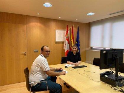 Blanco informa a los ayuntamientos de mayor tamaño del reparto de 20 millones de euros del segundo fondo COVID