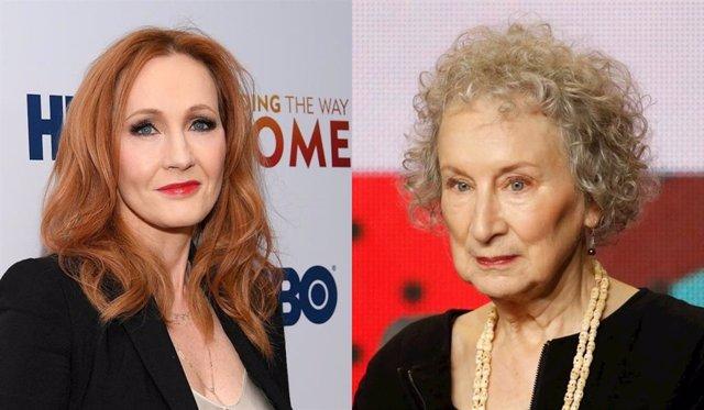 J.K. Rowling, Salman Rushdie o Margaret Atwood firman una carta abierta contra l