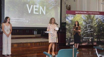 La Diputación de Pontevedra calcula una ocupación hotelera media del 33% en julio y del 40% para el verano