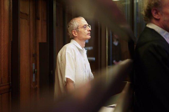 Gregor S., condenado por el asesinato del hijo del ex presidente alemán Richard von Weizsacker