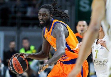 Ndour finaliza su contrato con Valencia Basket