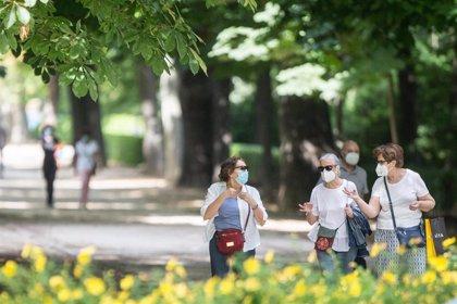 El Retiro y otros 8 parques de Madrid reabren tras desactivarse la alerta roja