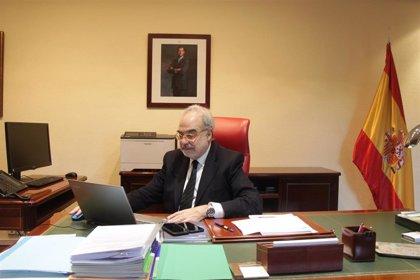 El presidente del CSN defiende el plan de seguimiento de actividades en las nucleares ante la Covid-19