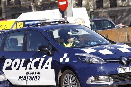 Policía Municipal detiene a un conductor por intentar atropellar a un agente en Tetuán