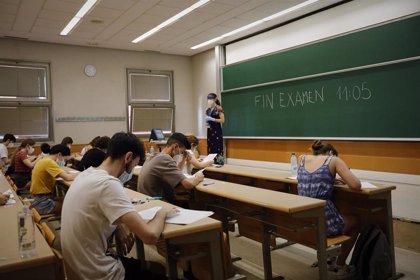 Universidades dicen que subsanaron rápido un error del examen de Historia de la EvAU y que no se perjudicó al alumno