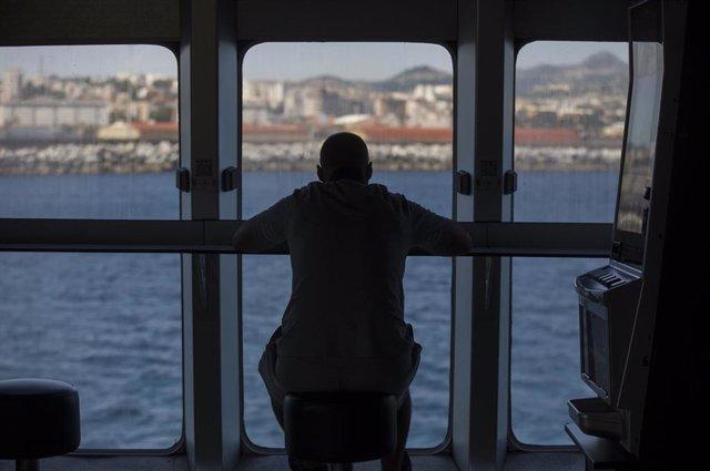 La naviera FRS reanuda la ruta Algeciras-Ceuta