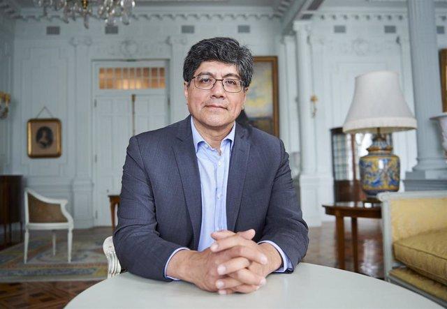 El canciller y ministro de Exteriores de Ecuador, José Valencia