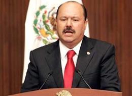 El exgobernador de Chihuahua César Duarte (2010-2016)