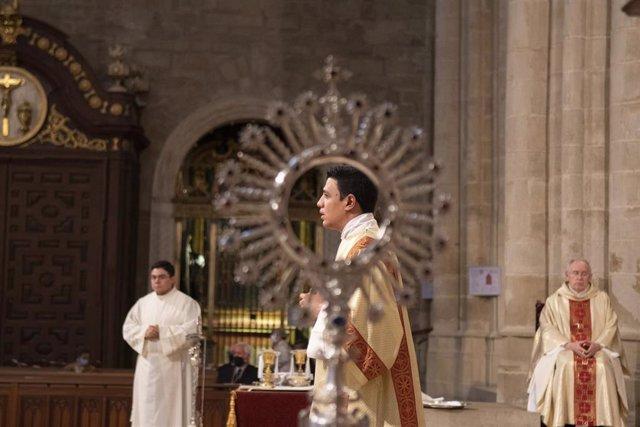 La Diócesis de Huesca celebra este domingo una ordenación sacerdotal.