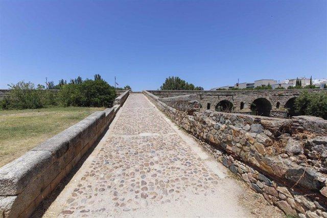 Descendedero del Puente Romano de Mérida