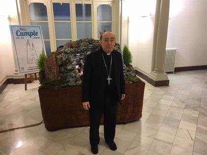 Misa funeral en la Catedral de Burgos por las víctimas del COVID-19 el día 21