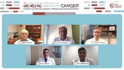 Los avances en inmunogenómica frente al cáncer, tema central del 'International Workshop on Genomic Testing in Cancer'