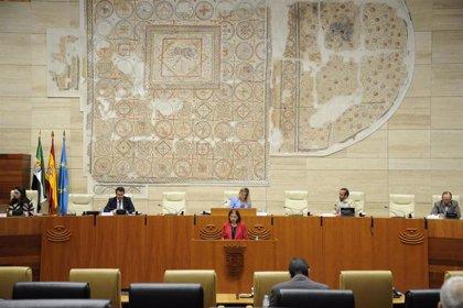 Convalidado el decreto ley para la reactivación económica y social de Extremadura con el apoyo del PSOE y CS