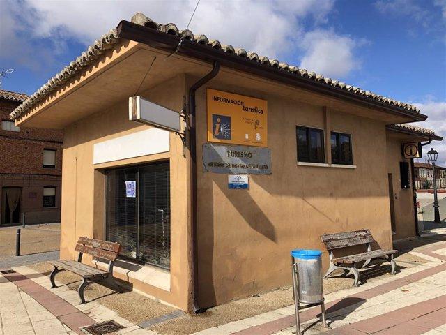 Oficina de turismo de Frómista.