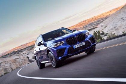 BMW lanza en España los nuevos X5 M y X6 M, con 600 caballos y disponibles con una versión Competition