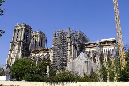 """El Gobierno francés anuncia un """"gran consenso"""" para construir una réplica de la aguja de Notre Dame"""