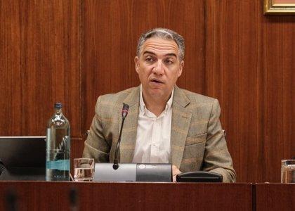 """Una oficina compuesta por funcionarios impulsará """"el Gobierno abierto y la política digital"""" de la Junta de Andalucía"""