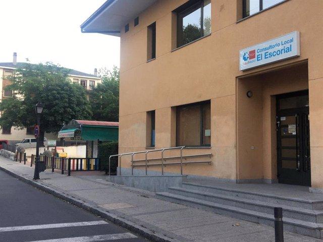 Centro de salud de El Escorial