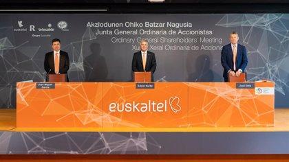 Euskaltel pacta con los bancos para evitar 150 millones de reembolsos de deuda en el periodo 2020-2022