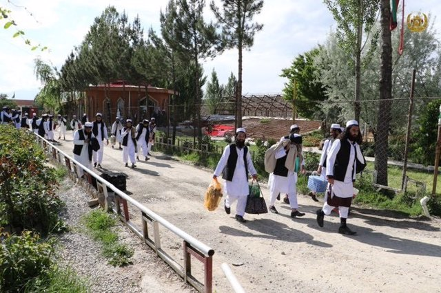 Afganistán.- Los talibán entregan al Gobierno afgano una lista alternativa de pr