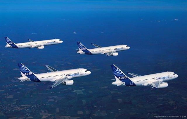Aviones Airbus A350