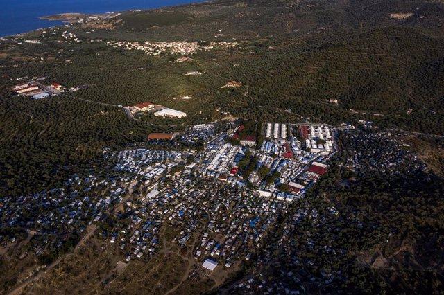 Europa.- Grecia ha trasladado este mes a casi 800 migrantes desde Lesbos a la pa