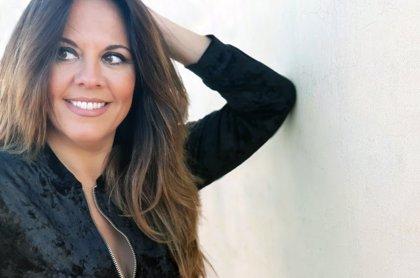 La cantante Virginia Gámez, en la primera cita flamenca del programa 'Música en el jardín del Picasso' de Málaga