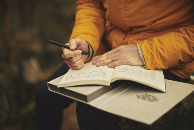 Testamento, herencia, documento