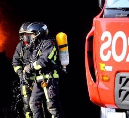 La Guardia Civil investiga las causas del incendio en Aguilar con una mujer de 71 años fallecida
