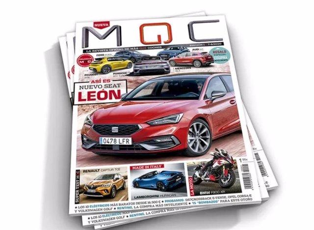 Mediaset España y Motorpress Ibérica lanzan la revista de motor Más Que Coches