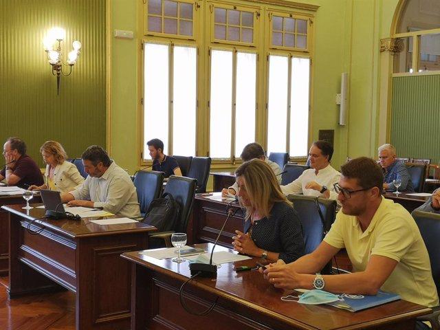 Comisión de Turismo y Trabajo del Parlament balear