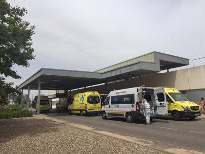 """CSIF advierte que el personal sanitario en el San Pedro """"no se está reforzando, solo se están cubriendo sustituciones"""""""