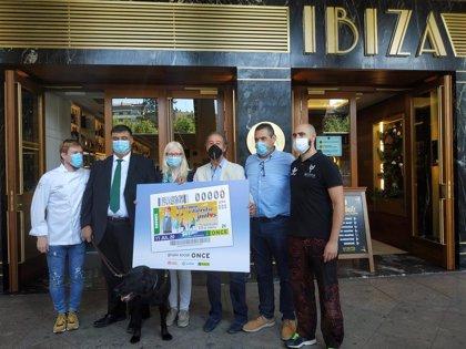 Un total de 5,5 millones de cupones de la ONCE homenajearán al sector de la hostelería en su sorteo del 11 de julio
