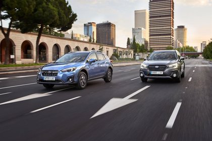 El 65% de las ventas de Subaru en lo que va de año cuenta con tecnología híbrida