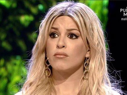 Oriana Marzoli, con un pie fuera de 'La casa fuerte' tras su enfrentamiento con Maite Galdeano