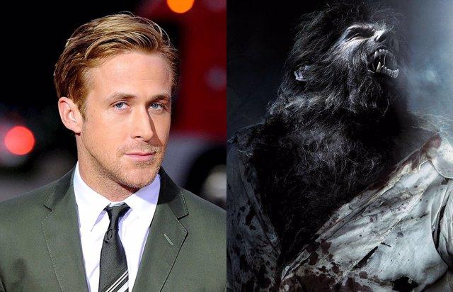 Ryan Gosling protagonizará el remake de El hombre lobo