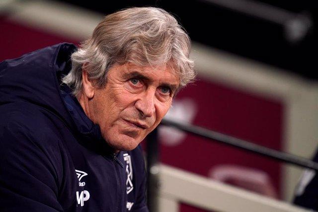Fútbol.- Manuel Pellegrini se hace cargo del Betis para las tres próximas tempor