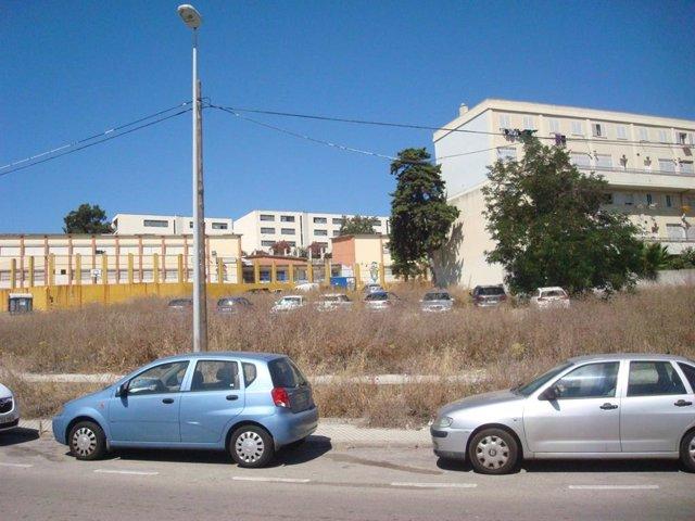 Calle Bombita en Algeciras
