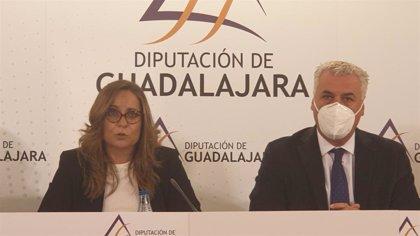 La Diputación de Guadalajara ha movilizado 20,6 millones de euros durante la pandemia
