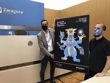 El Salón del Cómic de Zaragoza se celebrará en diciembre con todas las medidas de seguridad sanitarias