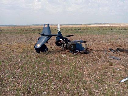 Fallece un vecino de La Muela en un accidente de avioneta, en Villanueva de Gállego
