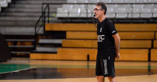 José Ángel Samaniego, nuevo entrenador ayudante del Club Joventut Badalona