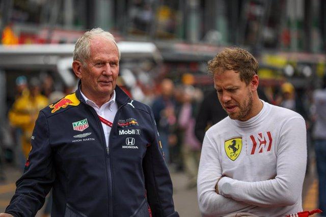 """Fórmula 1.- Red Bull reitera que """"no hay sitio para Vettel"""" en el equipo"""