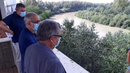 CHG regenerará el entorno del histórico molino de La Aceña en Alcolea (Sevilla) para mejorar el uso social del río