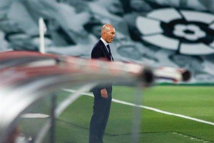 """Zidane: """"No hemos ganado nada, contra el Alavés es otra final"""""""