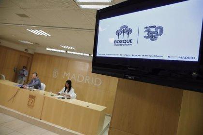 Madrid lanza concurso internacional de Bosque Metropolitano de 4,3 millones, aportados en parte por empresarios