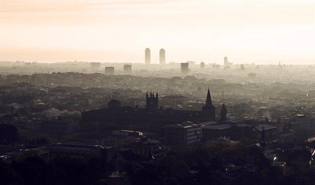 Ciutat de Barcelona. Efectes de la contaminació en la salut.