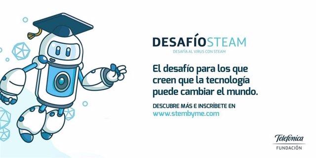 Concurso de Fundación Telefónica, 'Desafío Steam'.